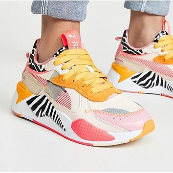 Puma RS-X Reinvention Fashion Retro Women Sport Running Shoes Sneakers