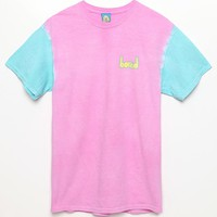 Teenage Bored Dip Dye T-Shirt - Mens Tee
