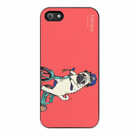 pug hater case for iphone 5 5s