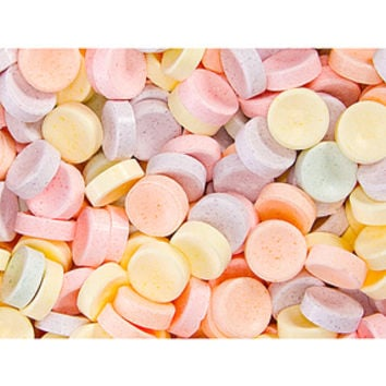 Smarties Bulk Candy Tablets: 5LB Bag