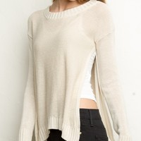 ANNALESE KNIT