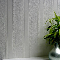 Sample of Blarney Marble Stripe Paintable Textured Wallpaper design by Brewster Home Fashions