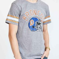 Junk Food Denver Broncos 2014 Tee- Grey