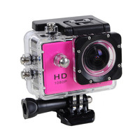 Wifi Full HD 1080P Waterproof Sports Camera Camcorder