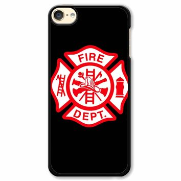 Chicago Fire Department iPod Touch 6 Case