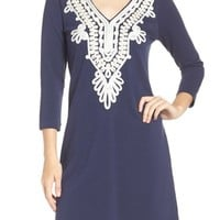 Lilly Pulitzer® Clarkson Embroidered Dress | Nordstrom