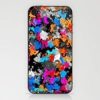 Used Smock 1 iPhone & iPod Skin by K Shayne Jacobson | Society6