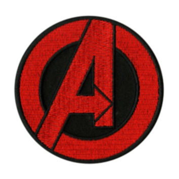 Marvel Avengers Logo Patch