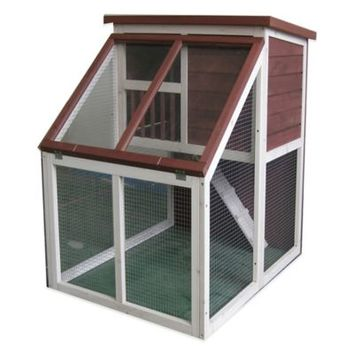 Advantek Bay Window Rabbit Hutch