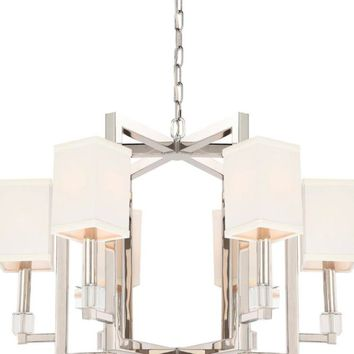 Dorman Chandelier | Hanging Lamps | Lighting | Decor | Z Gallerie