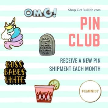 Pin Club - Subscription Club for Pin Lovers