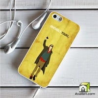 The Breakfast Club Sincerely Yours iPhone 5 5S Case by Avallen