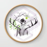 Grow Wall Clock by eDrawings38
