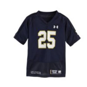 Under Armour Boys' Toddler Notre Dame Replica Jersey