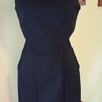 New NWT Mystic Dress S small Black Party open back $27.99 retail