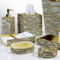 Gatsby Gold Collection by Mike + Ally