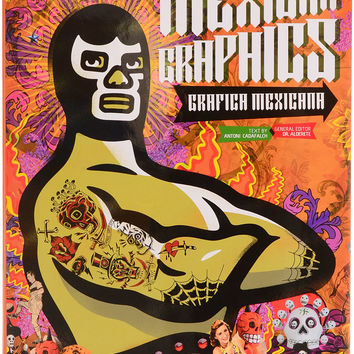 Mexican Graphics Book: Grafica Mexicana