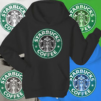 Starbucks Coffee Hoodie Top