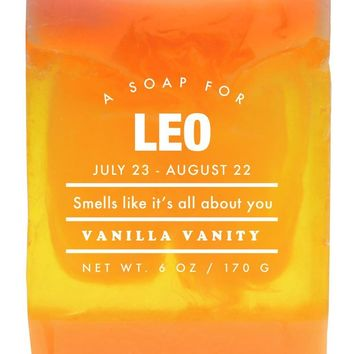 Leo Vanilla Vanity Scented Soap - Smells Like It's All About You
