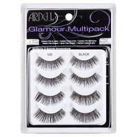Ardell® Eyelash 105 Multipack Black - 4ct
