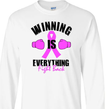 Winning Is Everything T Shirt
