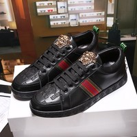 Versace Low Top Speed Sneakers Dsu6715 - Best Online Sale
