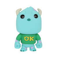 Disney Pop! Monsters University Sulley Vinyl Figure | Hot Topic