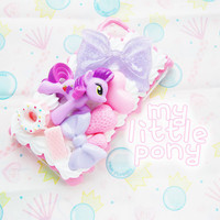 CUSTOM MADE  My Little Pony Kawaii Whipped by JoliePetiteDecoden