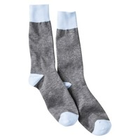 Merona® Men's 1pr Dress Socks - Assorted Solid Colors