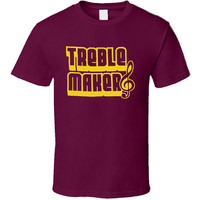 Treble Maker Pitch Perfect Popular Graphic Movie Tee Shirt