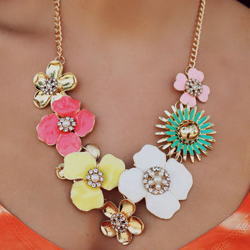 Isn't She Lovely Necklace