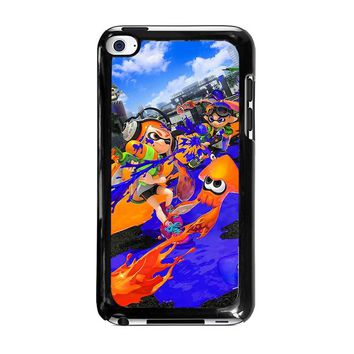 SPLATOON iPod Touch 4 Case Cover