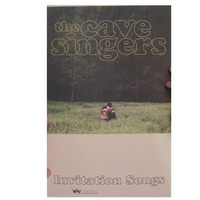 The Cave Singers Poster Invitation Songs