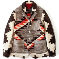 Add this to my xmas list … Visvim Navajo Blanket...