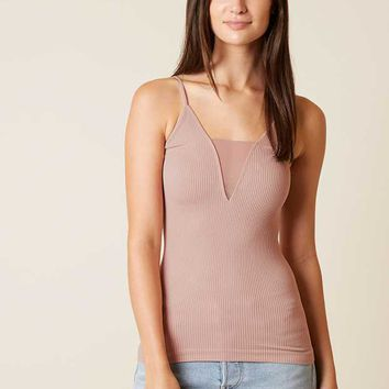 FREE PEOPLE COME AROUND TANK TOP