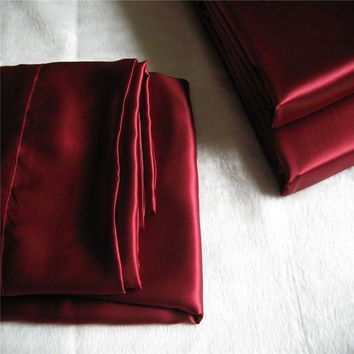 Silk Pillowcase - 25 Momme Pure Mulberry Silk