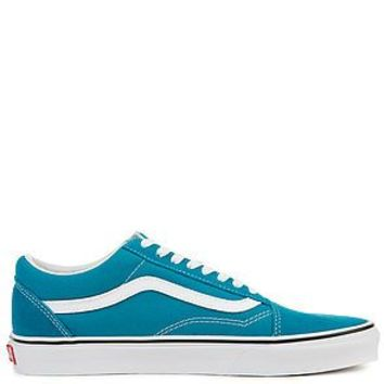 The Men's Old Skool in Enamel Blue and True White
