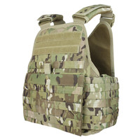 Operator Plate Carrier Color- Multicam