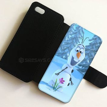 Olaf Disney cell phone cases, Frozen samsung galaxy phone case