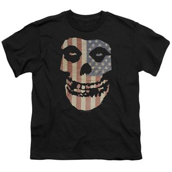 Misfits - Fiend Flag Short Sleeve Youth 18/1