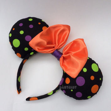 Halloween Balls of Fun Mouse Ears