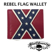 LIMITED EDITION - Rebel Flag Wallet (wallet388)