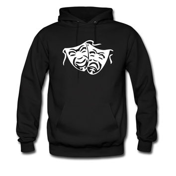 Comedy Tragedy masks hoodie sweatshirt tshirt