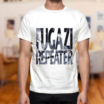 Fugazi Repaeater clothing lives for T-shirt Mens and T-shirt Girls