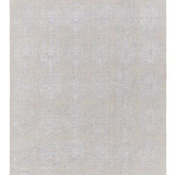 Claudia Medallion Grey Silver Rug