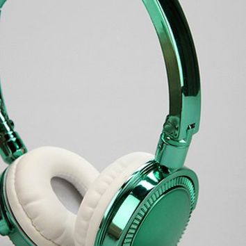 LMNT Metallic Headphones