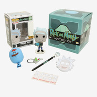 Funko Rick And Morty Mystery Box Hot Topic Exclusive