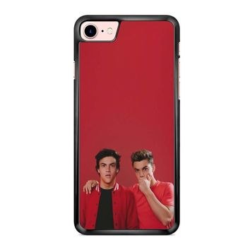 Dolan Twins Red iPhone 7 Case