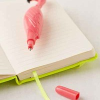 Mustard Gifts Flamingo Pen - Urban Outfitters