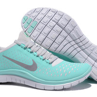Discount Tiffany Free Runs Blue Nike 3.0 V4 Womens Blue White Silver 511495 300 online [Tiffany-Free-Runs-Shoes-643] - $49.16 : Wholesale Nike Free Run Shoes, Wholesale Tiffany Free Runs, Tiffany Blue Nikes Online Outlet!, wholesale free run shoes for chea